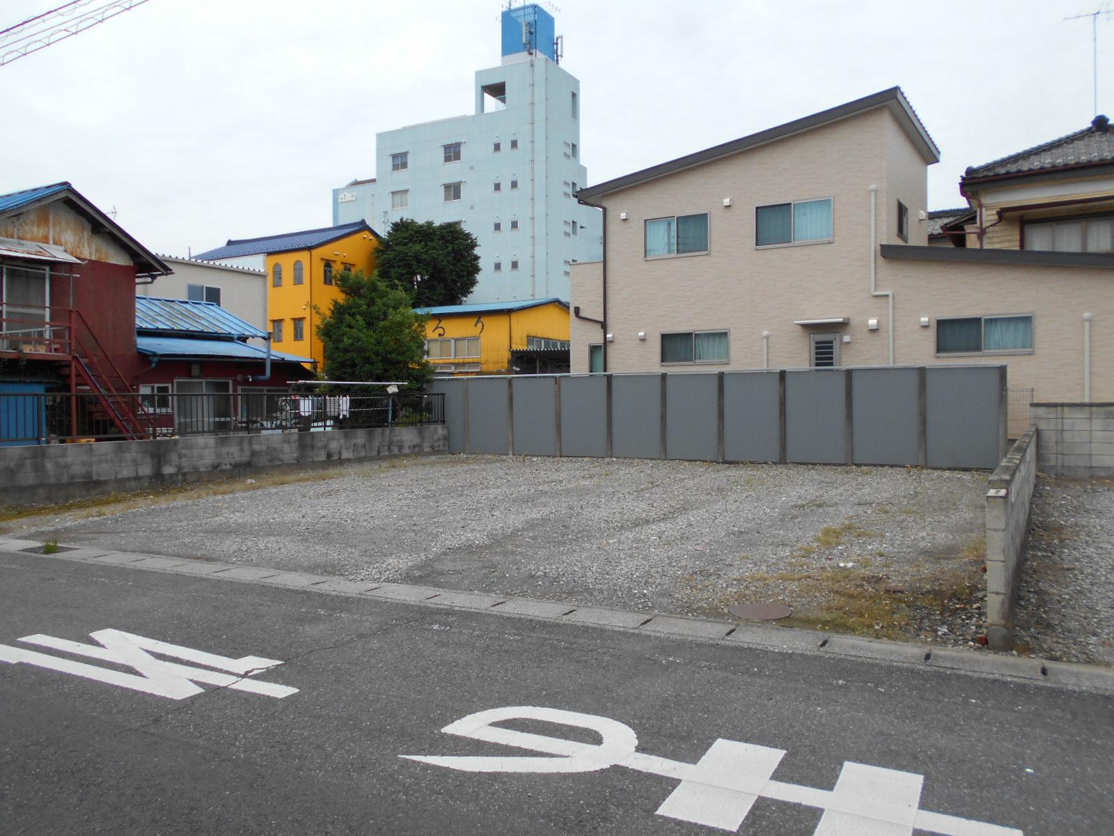 高砂町駐車場