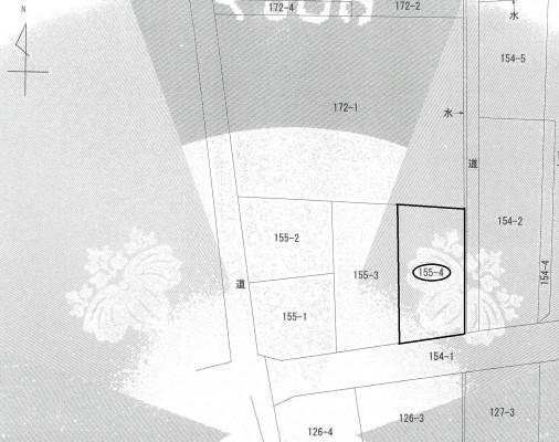 分譲地 田沼町 全4区画