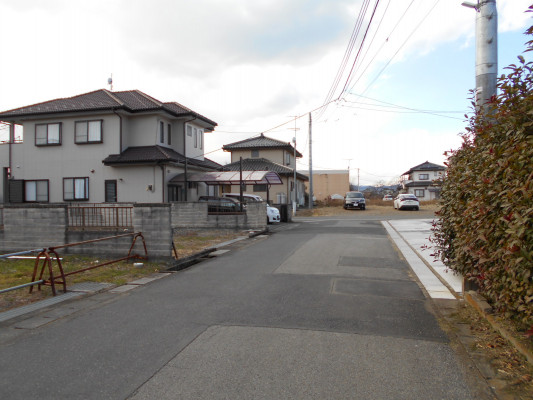 売 地 奈良渕町