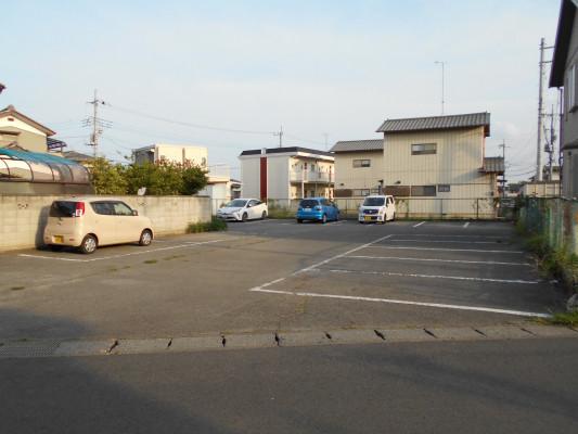 大橋町駐車場